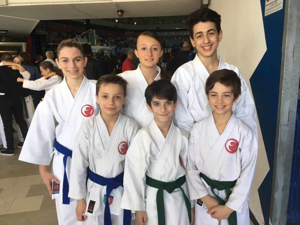 campionato ragazzi montecatini 2017
